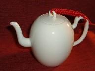 美人眉茶壺
