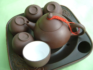 茶器セット 紫砂